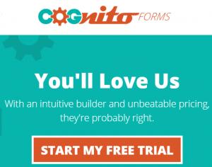 cognito forms