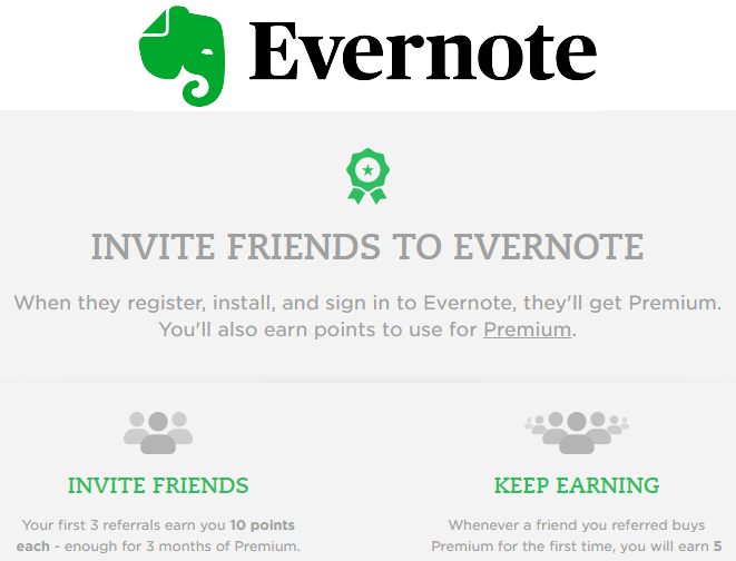 How Evernote Does Their Referral Program   At Referral