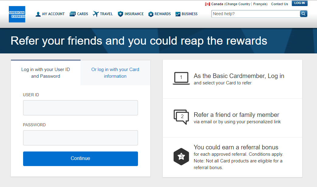 How American Express Does Their Referral Program | At