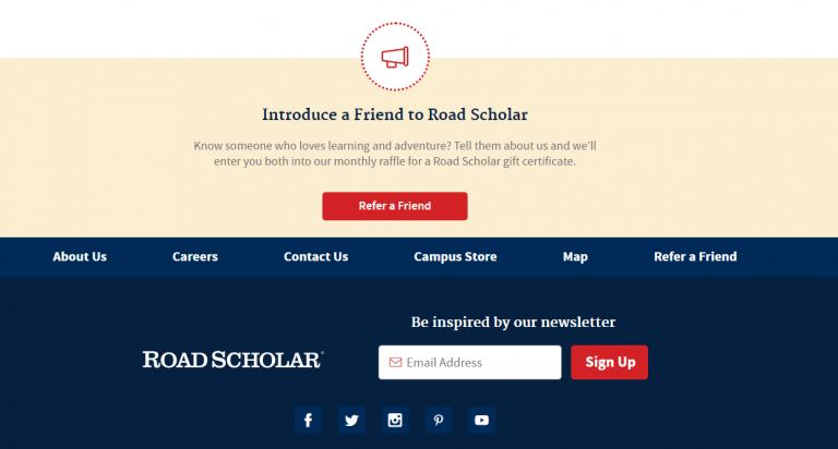 road scholar
