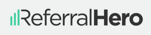 Referral Hero software. Referral software system. SaaS program for customer referrals and rewards. Referral ROI boost