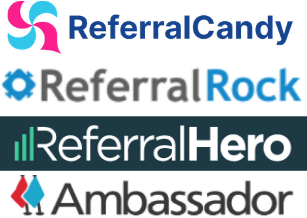 ReferralCandy Alternatives: Referral Rock, ReferralHero, Ambassador