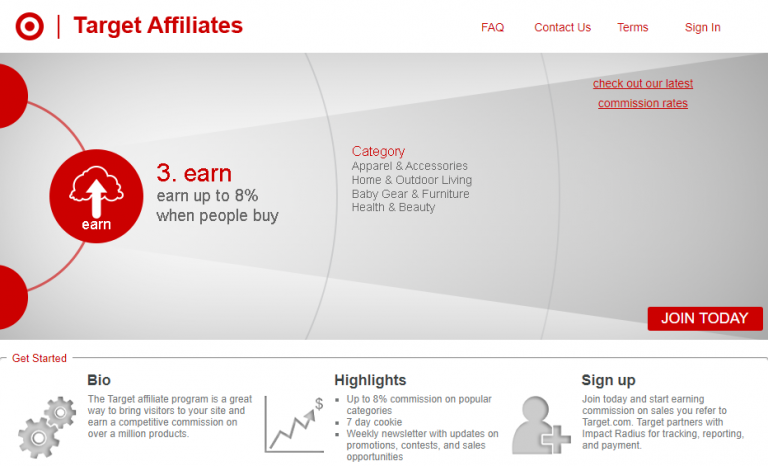 target affiliate program 1